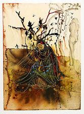The Four Seasons I by Salvador Dali A3 Art Print
