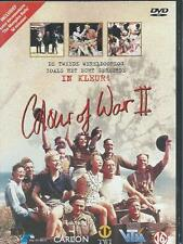 DVD - THE COLOUR OF WAR II + MEMPHIS BELLE BOMBER MOVIE / COLOR DOCU ENGLISH NL