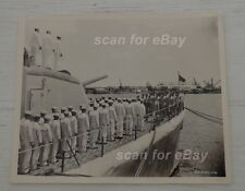 Humphrey Bogart Van Johnson The Caine Mutiny Original Vintage Publicity Still