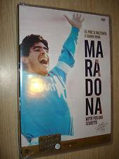 DVD N°3  MARADONA NON SARO´ MAI UN UOMO COMUNE EL PIBE SI RACCONTA A MINA'