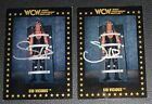 Sid Vicious Signed Auto'd 1991 WCW Rookie Card RC #10 PSA/DNA COA WWE WWF Sycho