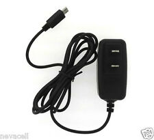 Wall Home AC Charger for TMobile / US Cellular Kyocera DuraPro E4277, Hydro XTRM