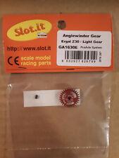 Slot.it Gear Angelwinder ergal z30 Red