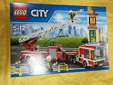 LEGO CITY 60112 -  Le grand camion de pompiers-  neuve rt scellée