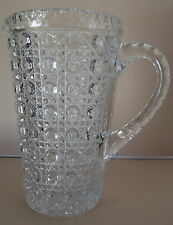Bleikristall Lead Glass Crystal Pitcher