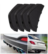 Stylish Car SUV Rear Bumper Diffuser Molding Point Garnish Exterior Upgrade Part