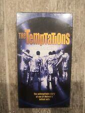 The Temptations: Motown - (VHS, 1999)