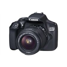 Canon 1300D DSLR Caméra & EF-S 18-55 IS II f3.5-5.6 objectif