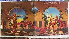 George Duke – Guardian Of The Light  LP  Epic – 25262 Klappcover Gatefold Sleeve