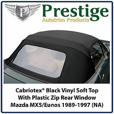 Mazda MX5 MX-5 Eunos MK1 (NA) Soft Top Roof Roofs 1989-1997