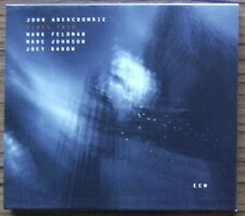 JOHN ABERCROMBIE Class Trip CD (2004) ECM Feldman Johnson Baron