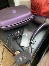 GHD Flight Travel Hairdryer Purple