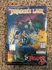 Dragon's Lair Atari Jaguar CD New Factory Sealed