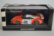 Minichamps Modellauto 1:43 Porsche 911 GT 1 Le Mans 1997 Nr. 430976629