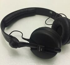 Sennheiser HD 25 DJ Headphones Rare Edition Leather Earpads