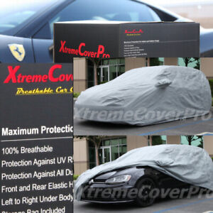 1995 1996 1997 1998 Volkswagen Golf Breathable Car Cover w/MirrorPocket