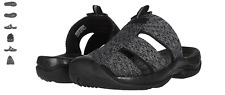 Keen Belize Black/Grey Slide Men's sizes 7-15/NEW!!!