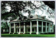 Historic Houmas Great River Road House Burnside, Louisiana Continental Postcard