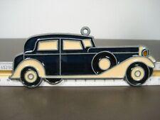 Antique Classic 1930s Style Car Glass & Resin Suncatcher