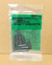 Easton Precision 2314 Carbon Composite Point Inserts - New Pack