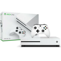 Microsoft Xbox One Consoles - Xbox One S 500GB/1TB and Xbox One X