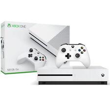 Microsoft Xbox One Consoles - Xbox One Xbox One S 500GB/1TB and Xbox One X
