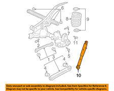 GM OEM Rear Suspension-Shock 19300046