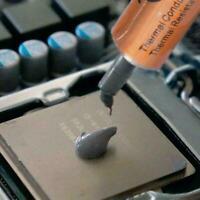 High Performance Silver Thermal Grease CPU Heatsink Compound Syringe Paste M3U5