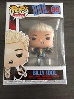 Billy Idol Billy Idol Vinyl Figure Item #36445 Funko Pop Rocks