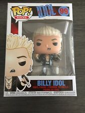Funko Pop! Rocks - Billy Idol Collectible Vinyl Figure #99
