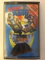 Amstrad 64 CPC Game Speed King 1986 Mastertronic Cassette Tape Retro Vintage