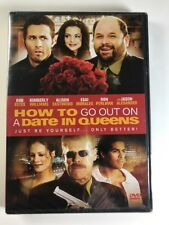 How to Go Out On A Date in Queens (DVD, 2006) Jason Alexander, Rob Estes NEW
