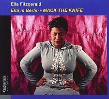 Ella Fitzgerald - Ella in Berlin: Mack the Knife [New CD] Spain - Import