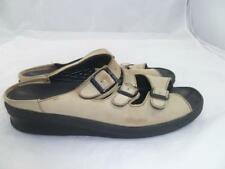 TATAMI/BIRKENSTOCK USED WOM L-10/41 NARROW LEATHER COMFORT SANDALS/SLIDES/WEDGES