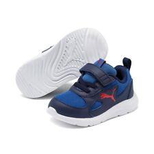 Puma Unisex Fun Racer AC Inf Kinder Baby Schuhe Sneaker 192972 Cobalt Blau