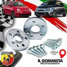 KIT 4 DISTANZIALI PER ABARTH FIAT 500 (312) DAL 2008 PROMEX ITALY 12 mm + 16mm