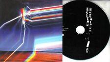 DIGITALISM Mirage 2016 UK 11-trk numbered promo test CD