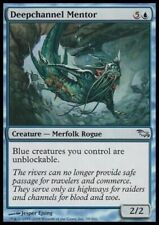 1x DEEPCHANNEL MENTOR - Shadowmoor - MTG - Magic the Gathering  NM