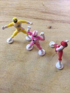 Micro machines Power Rangers
