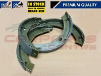 FOR CARBODIES FL2 FX4 FAIRWAY 59-89 BRAND NEW REAR HAND BRAKE SHOES SHOE SET
