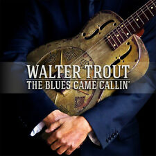 Walter Trout : The Blues Came Callin' CD (2014) ***NEW***