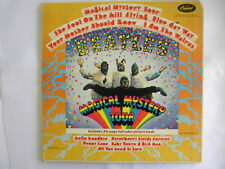 LOVELY BEATLES MAGICAL MYSTERY TOUR VINYL LP ALBUM INC BOOKLET MAL 2835 EX/VG