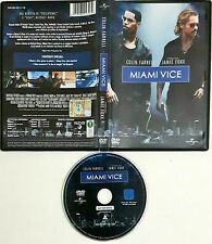 Miami Vice (2006) DVD