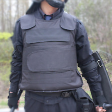 More details for stab proof anti-cut vest body tactical armour vest security safe guard jacket