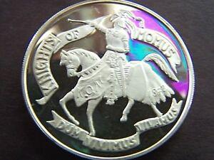 1978 MOMUS DEALS Fine Silver Mardi Gras Doubloon