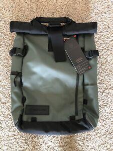 The PRVKE Series - Wasatch Green / 21 Liter Camera Bag