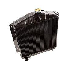 Radiator 2 Row 134 Cubic Inch 55-71 For Jeep CJ x 17101.04