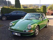 Porsche 911 E, Targa; F-Modell ( Ölklappe )