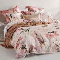 Linen House Holidae Quilt Duvet Doona Cover Set | 100% Cotton 2020 Summer Style