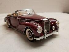 Franklin Mint 1957 Mercedes Benz Precision Model (1:24)